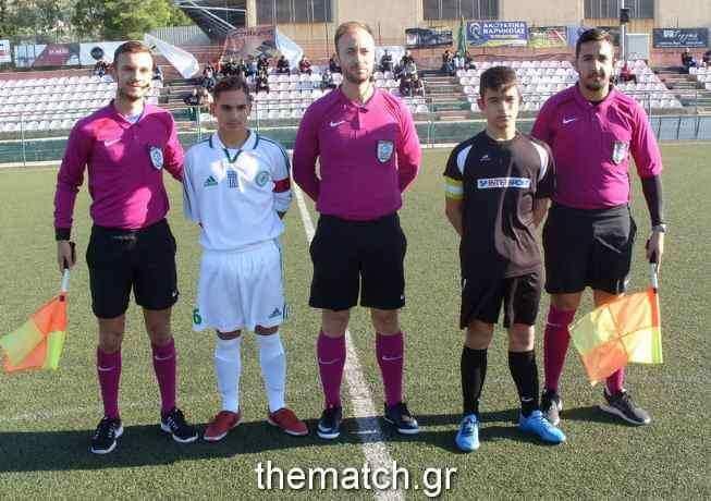 Πρωτάθλημα Μικτών Νέων: Αχαΐα - Φωκίδα 6-1 (πλούσιο φωτορεπορτάζ)