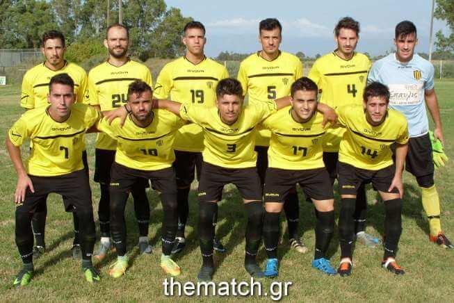 Φιλική ήττα Αχαϊκής 0-1 από το Μεσολόγγι (πλούσιο φωτορεπορτάζ)
