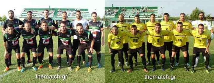 Φιλική νίκη του ΠΑΟ Βάρδας 1-0 την Αχαϊκή (φωτο)