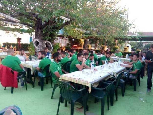 ΠΑΟ Βάρδας - Τραπέζι 2016