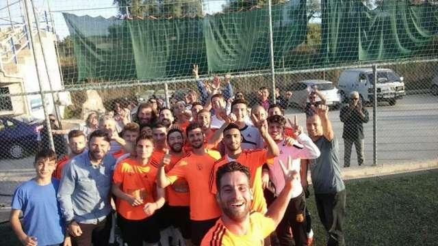 Τσολόπουλος: Με πολλή δουλειά και φιλοσοφία πρωταθλητισμού ήρθε η άνοδος