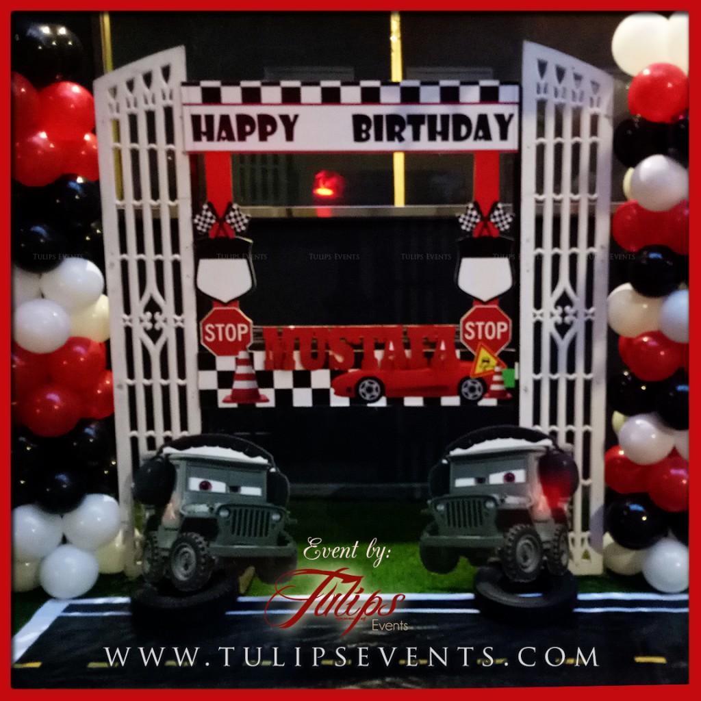 Car Decoration Birthday Cars Themed Birthday Party Printables 3