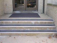 Stair Repair Aluminum Renovation Treads