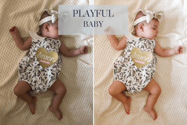 mobile preset playful baby
