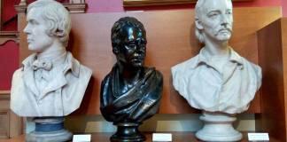μουσείο συγγραφέων