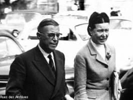 Jean- Paul Sartre Simone De Beauvoir