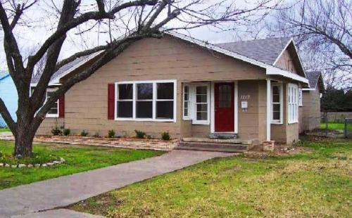 1219 Wolfe City Drive - Greenville Texas