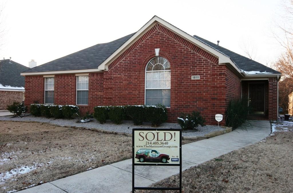 1811 Random Oaks Drive, Rockwall, Texas 75087 – SOLD!