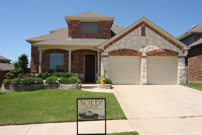 315 Cox Drive, Fate, Texas 75087 – SOLD!
