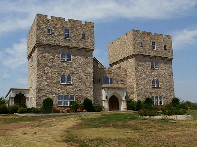 The Castle – 10 Acre Estate with 15,000 SQFT in Rockwall Texas