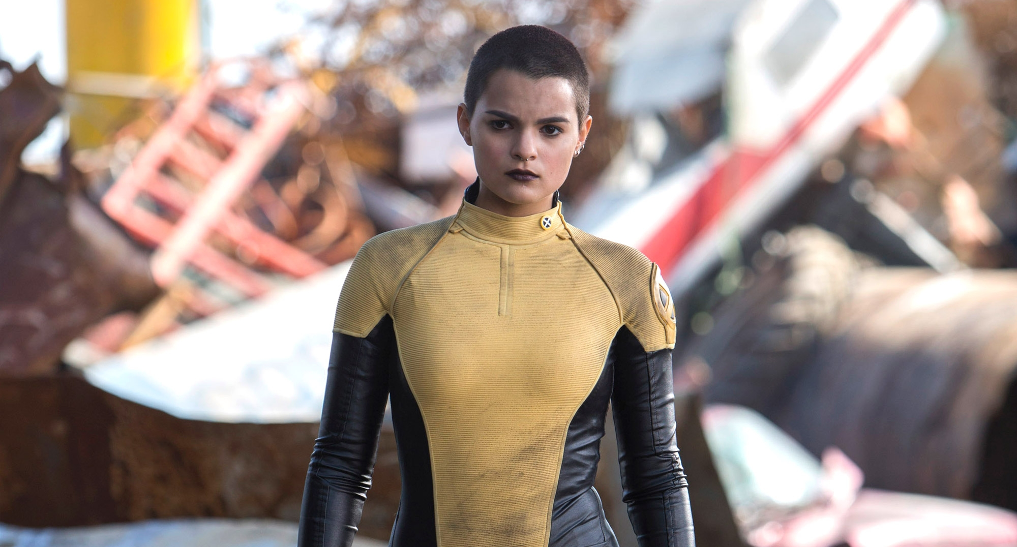 Negasonic Teenage Warhead in Deadpool