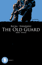 The Old Guard 3 comic book cover