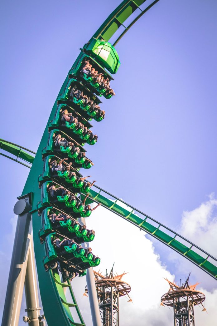 Respecting the roller coaster