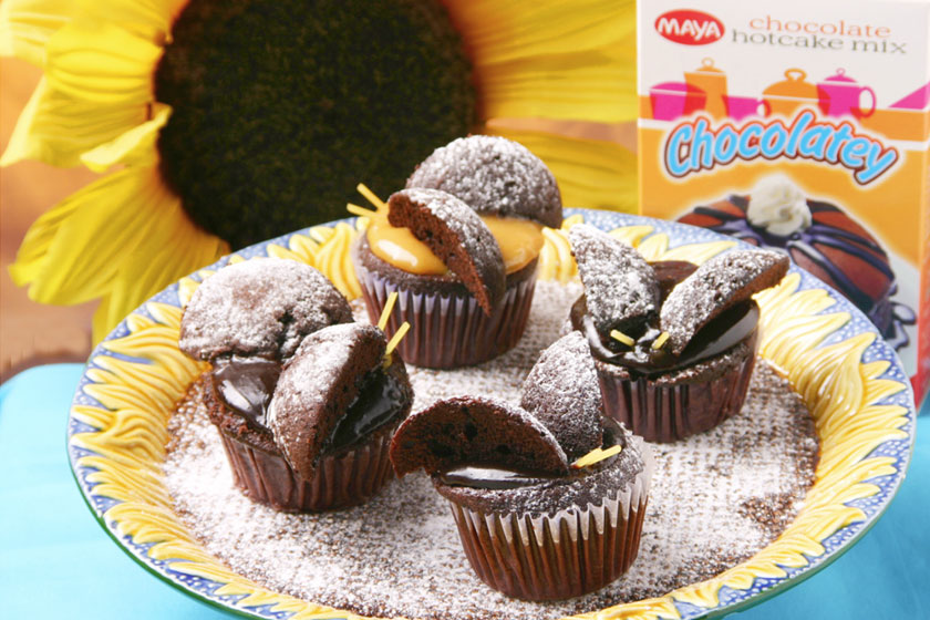 Butterfly Muffins