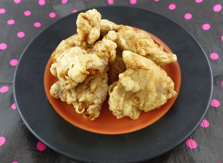 Beer Battered Fried Chicken