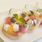 Cheerful Feta and Watermelon Salad