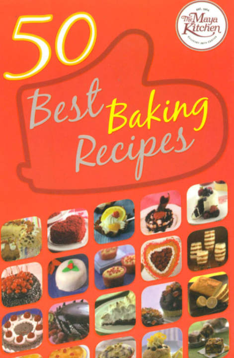 Fifty Best Baking Recipes