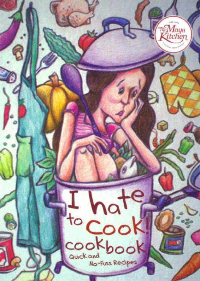 I Hate to Cook