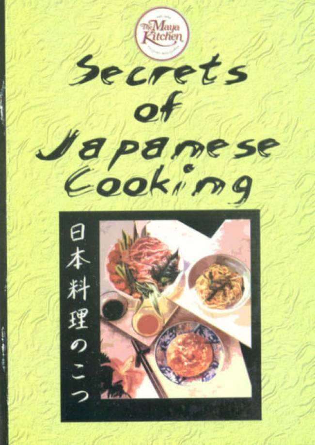 The Secrets of Japanese Cooking