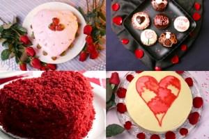 Valentine's Theme Cakes