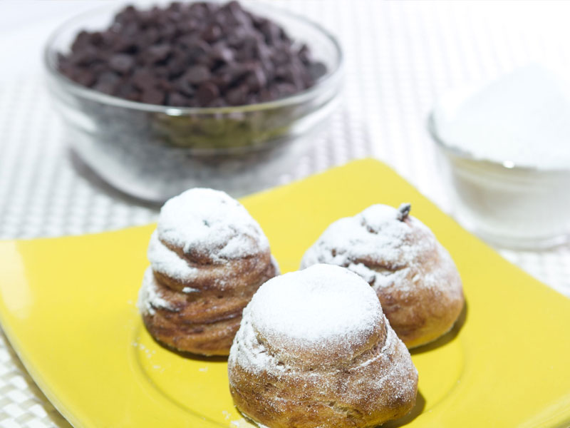 Chocolate-Chips-Chouquettes