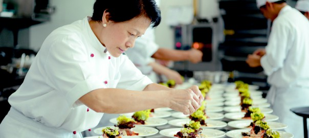 The Maya Kitchen Chef Jessie