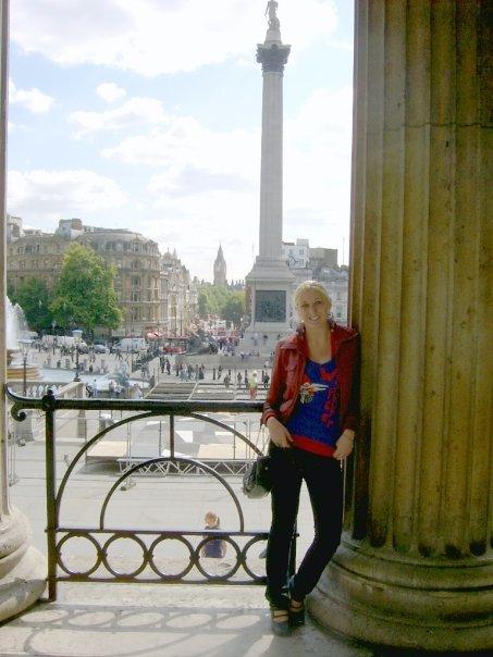 Frankie - Trafalgar Square