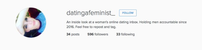 Instagram-DatingAFeminist