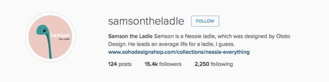Instagram-SamsonTheLadle