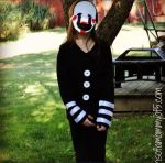 DIY Five Nights At Freddy's Puppet/Marionette Costume