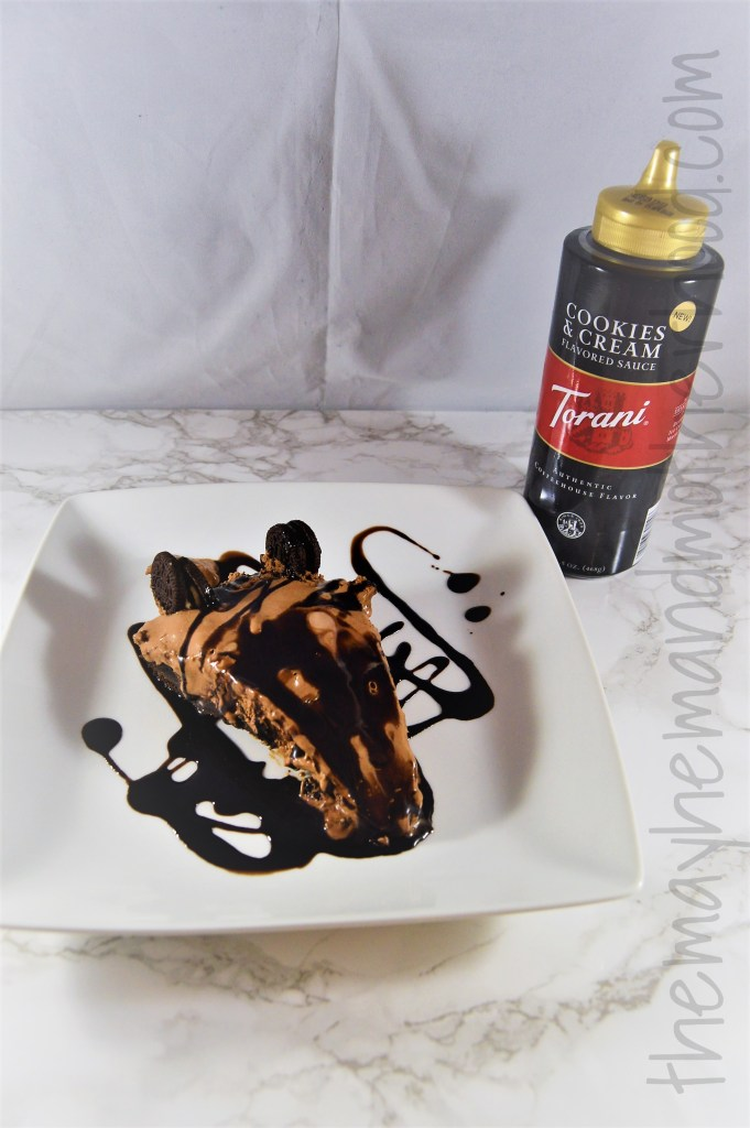 Torani Cookies and Cream Syrup