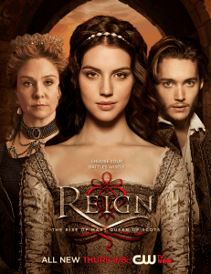 Reign - New Promotional Poster
