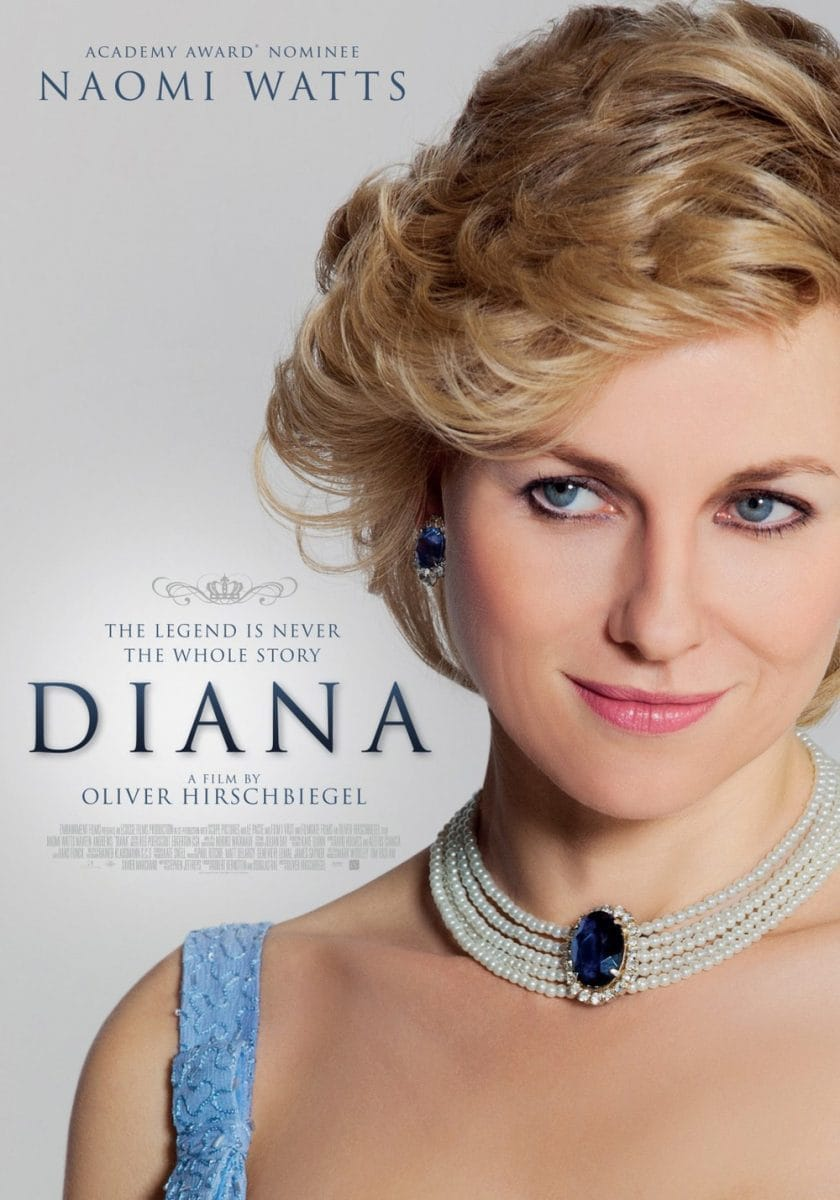 Diana Movie Artwork