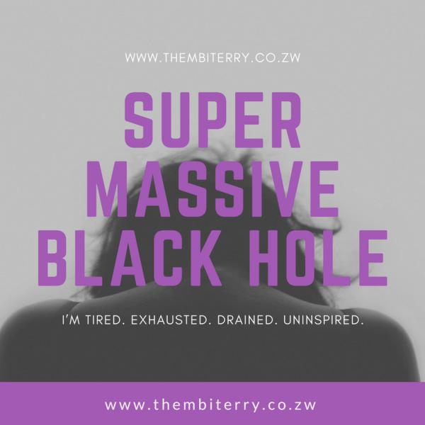 Super Massive Black Hole