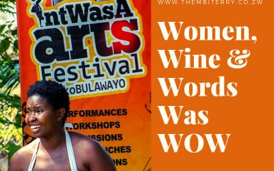 Women, Wine & Words Was WOW