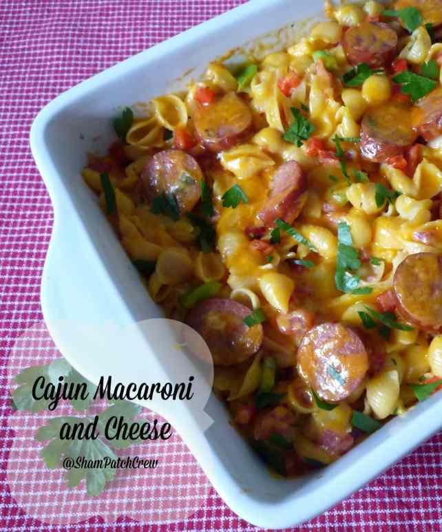 #Cajun #Macaroni and #Cheese