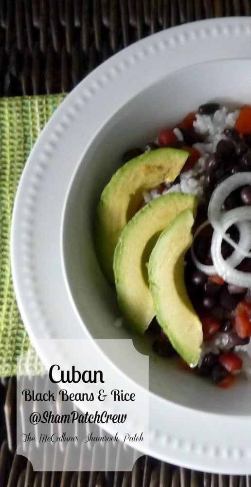 Moros y Cristianos , Black Beans and Rice