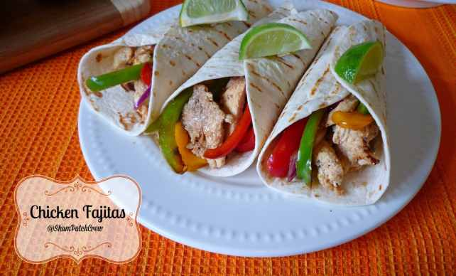 #chicken #fajitas