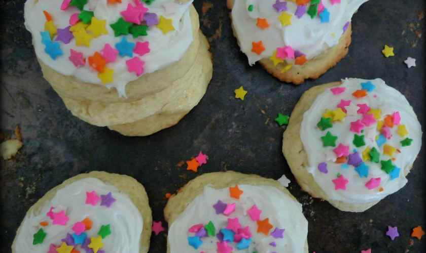 The Best Sugar Cookies Ever!