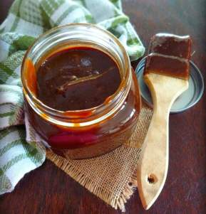If you love more of a sweet, dark, and thick BBQ Sauce, my Homemade Sweet BBQ Sauce recipe is for you. It's thick, rich, consistency is perfect for delicious BBQ chicken and pork recipes made on your grill or even in your oven on rainy days this summer.