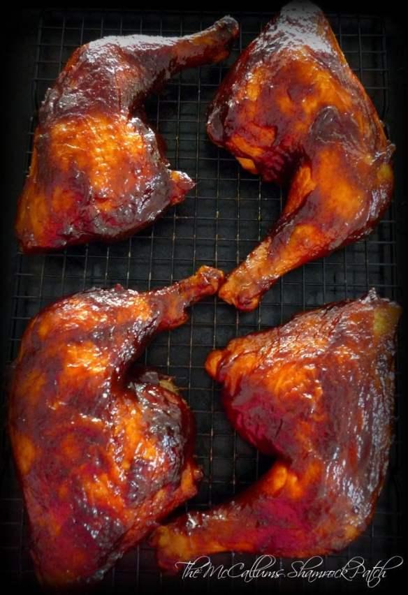 Simple BBQ Chicken