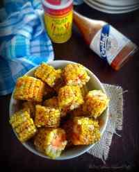 Cajun Corn on the Cob