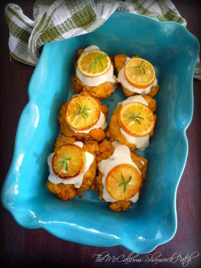 Southern Fried Lemony Pepper Chicken 2