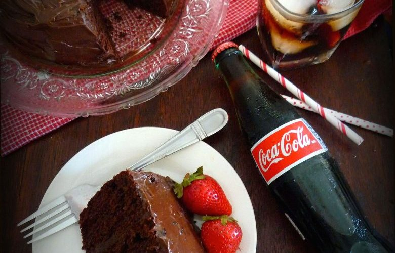 Easy Southern-Style Coca-Cola Cake