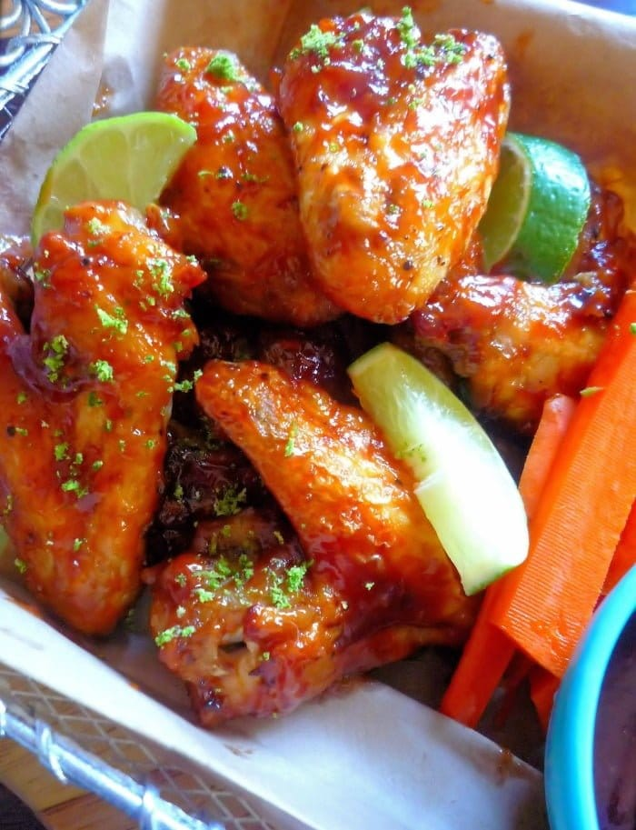 It's the time of year to break out all your favorite wing recipes for the football parties, are your wings ready for football season? It's time to make a game plan if not. Football fans, beer, wings, and nachos are in demand for the season and I have just the recipe for you and your friends this football season.