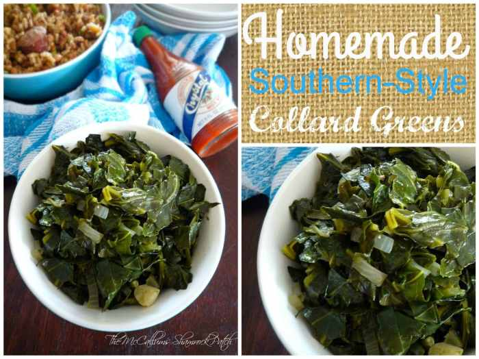"""New Years Day is fast approaching and if you have Southern Roots, chances are you'll be wanting to make a pot of these lucky nutrient enriched greens called, """"Collard Greens"""" for a chance at better fortune in 2016; since the leaves represent folded money in old Southern Folklore ..."""