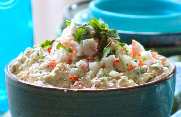 Southern Creamy Crab Dip Recipe