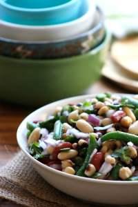 Southern Bean Salad