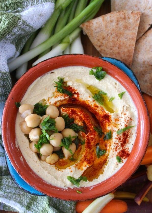 Arab hummus ii