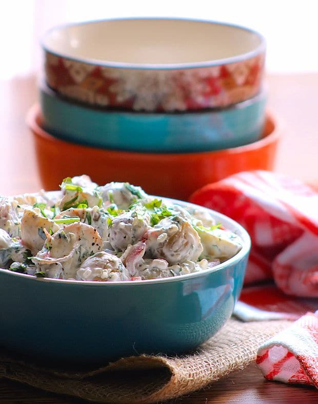 sour-cream-and-dill-potato-salad